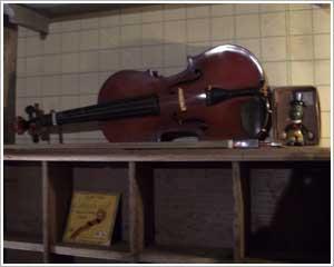ちっちゃなバイオリン