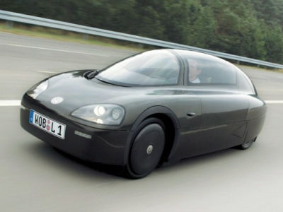 VW's 235mpg car1